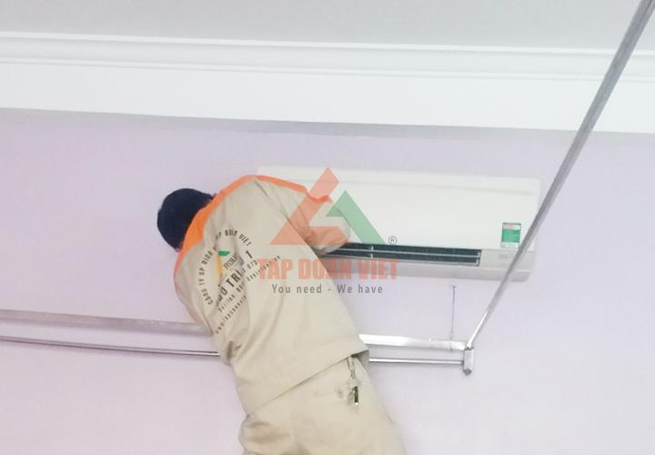 Dịch vụ sửa máy điều hòa Sharp tại nhà