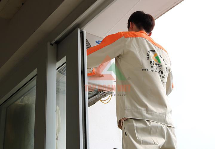 Dịch vụ sửa máy điều hòa tại nhà nhanh chóng, chuyên nghiệp