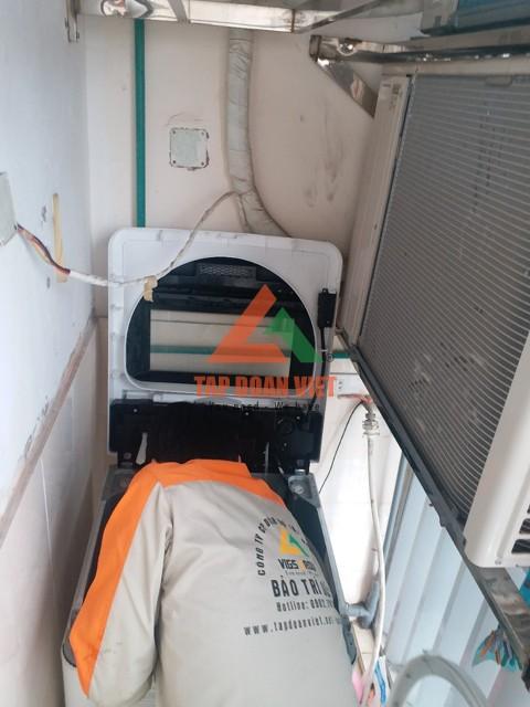 Dịch vụ sửa máy giặt Toshiba tại nhà