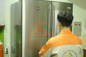 Nguyên Nhân Và Cách Sửa Tủ Lạnh Toshiba Không đông đá Trong 5 Phút