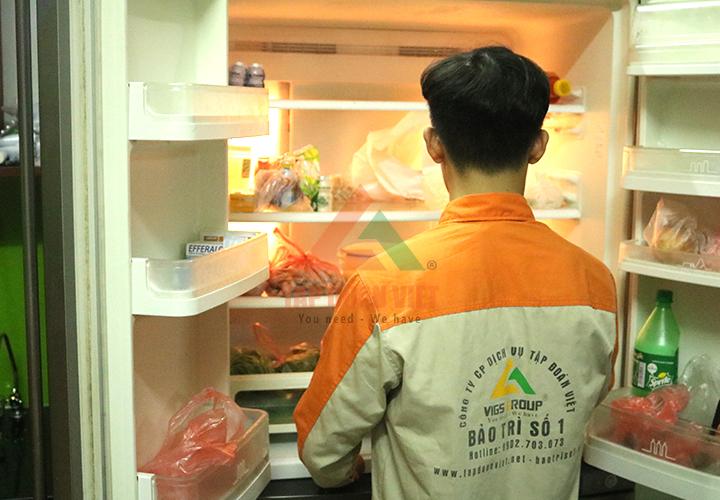 Dịch vụ sửa tủ lạnh tại nhà nhanh chóng, đáng tin cậy