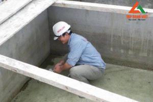Biện Pháp Chống Thấm Bể Nước Hiệu Quả – Tập Đoàn Việt