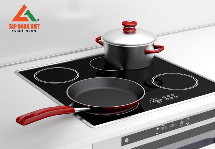Vì sao bếp từ Toshiba không vào điện