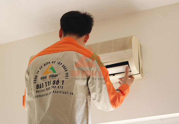 Sửa điều hòa tại Times City với thợ giỏi- Tập Đoàn Việt