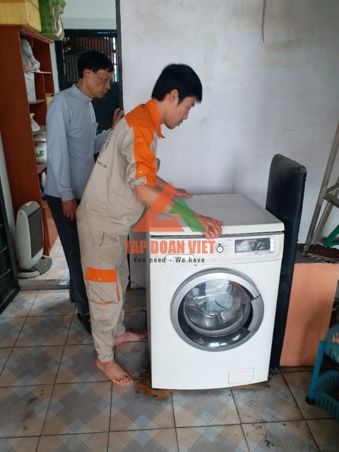 Sửa máy giặt uy tín - Tập Đoàn Việt