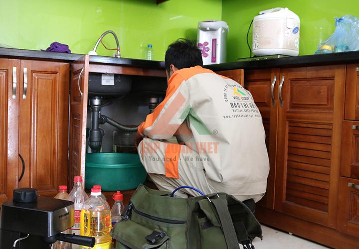 Dịch vụ sửa máy lọc nước panasonic tại nhà