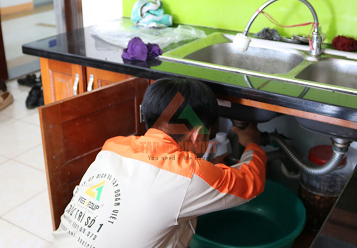 Sửa máy lọc nước tại Ba Đình - Tập Đoàn Việt