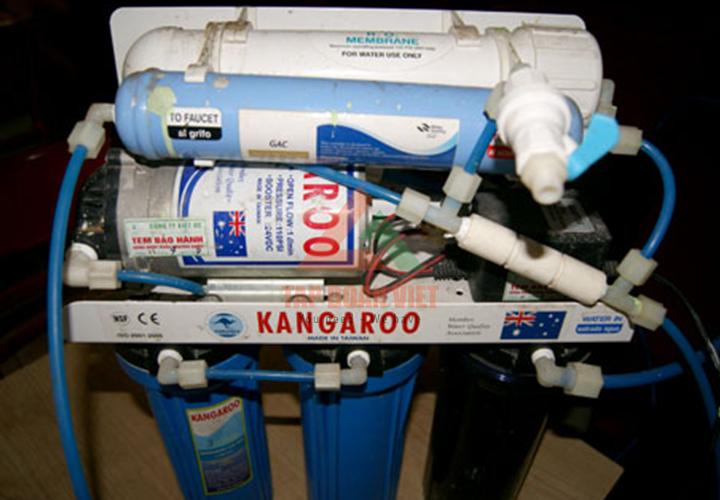 Dịch vụ sửa máy lọc nước kangaroo tại nhà - Tập Đoàn Việt