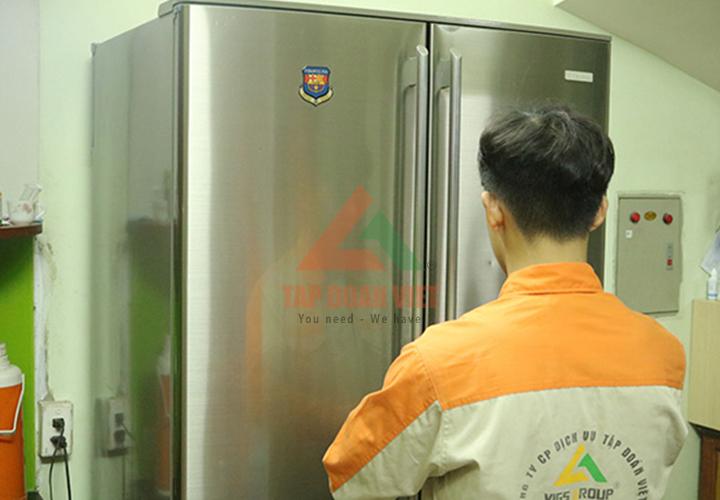 Dịch vụ sửa tủ lạnh Samsung tại nhà uy tín chuyên nghiệp