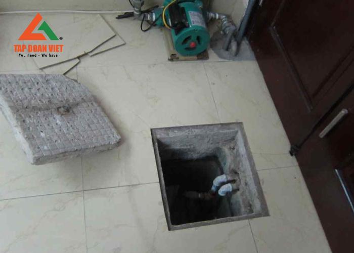 Dịch vụ thau bể nước ngầm - 100% uy tín