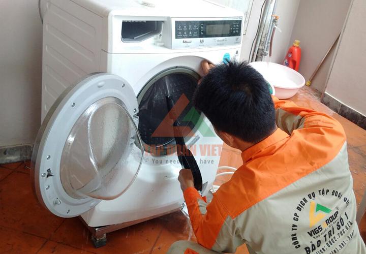 vệ sinh máy giặt 14