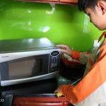 Sửa Lò Vi Sóng Inverter – Hiệu Quả Ngay, Giá Rẻ, Không Chặt Chém