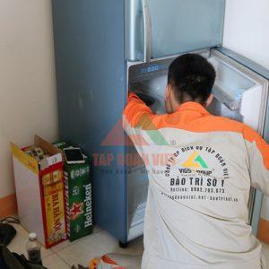Hướng Dẫn Cách Sửa Tủ Lạnh Samsung Không Vào điện Không Cần Thợ