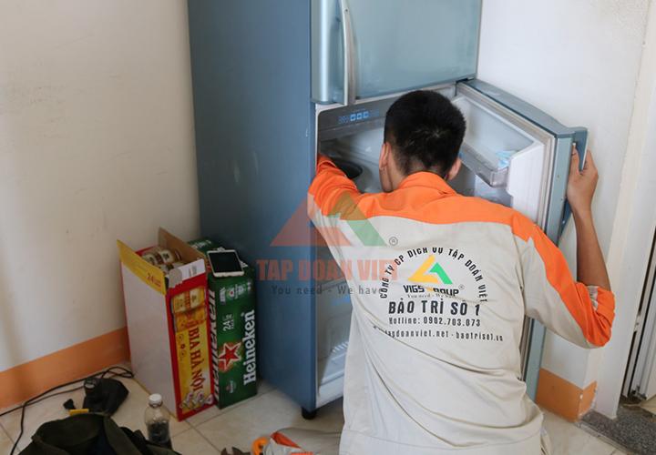 Dịch vụ sửa tủ lạnh LG tại nhà uy tín, chuyên nghiệp