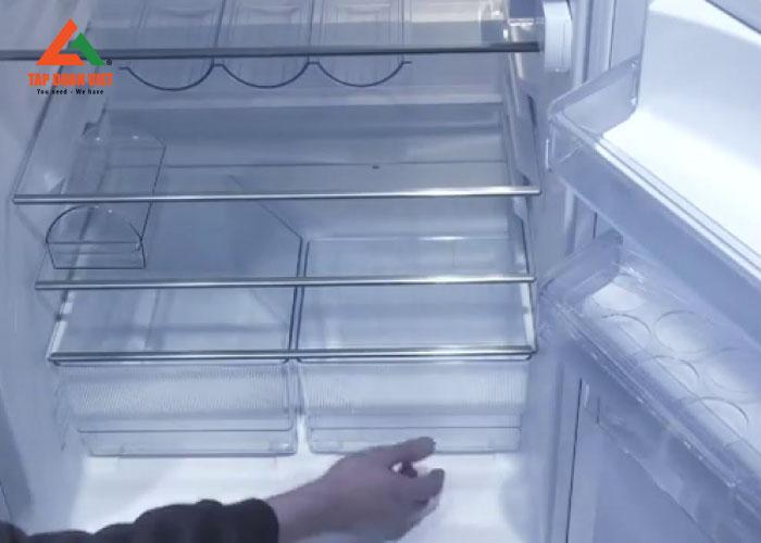 Sửa tủ lạnh Samsung không đông đá tại nhà