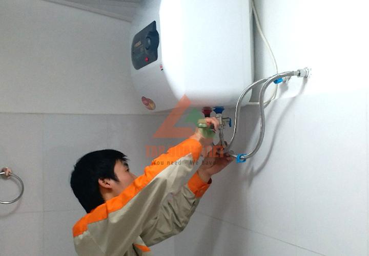Sửa bình nóng lạnh tại nhà - nhanh chóng - chất lượng