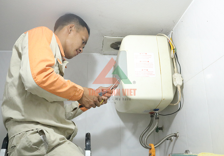 Dịch vụ sửa bình nóng lạnh tại nhà