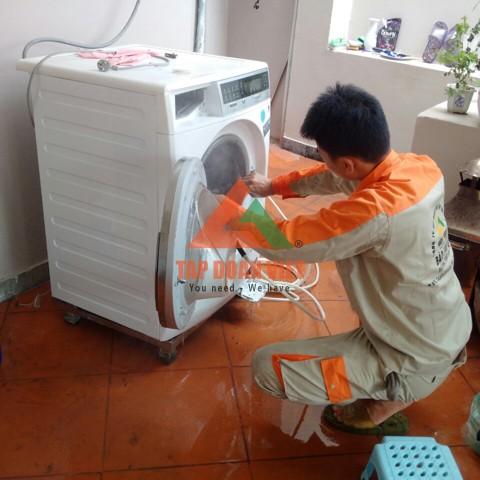 Dịch vụ sửa máy giặt tại nhà uy tín, chuyên nghiệp