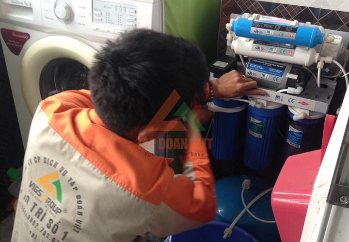 Tập Đoàn Việt cung cấp dịch vụ sửa máy lọc nước ao smith tại nhà chất lượng