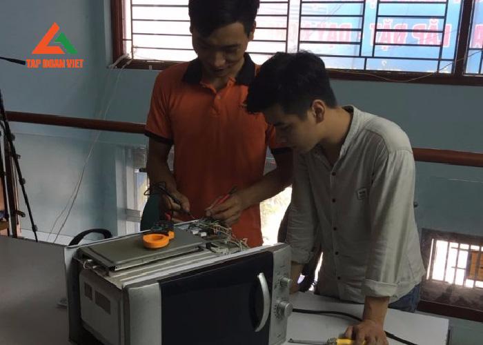 Tập Đoàn Việt - sửa chữa lò vi sóng tại Xa La uy tín số 1